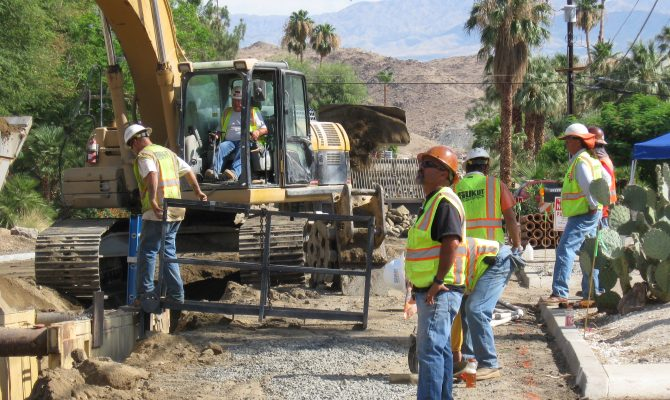 Cathedral City – Cove Infrastructure