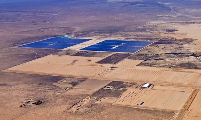 Mojave Solar Project