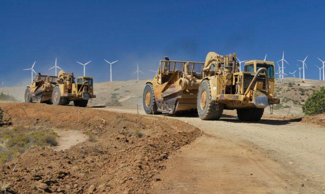 Coram Ridge Wind Farm Project