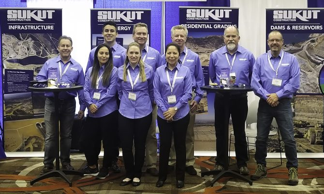 Sukut Construction Attends the ASC Reno Competition in Search Of the New Talent