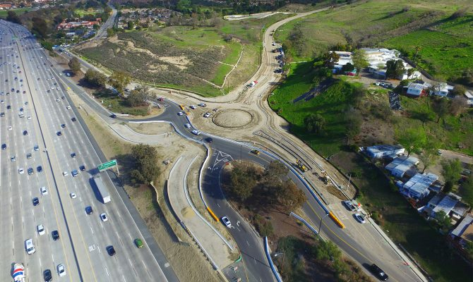 City of San Juan Capistrano Receives Award For Sukut's La Novia Roundabout Project