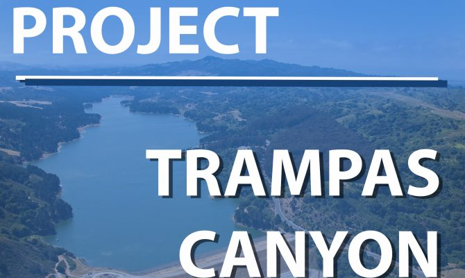 Sukut Selected as Low Bidder on Rancho Santa Margarita Water District's Trampas Canyon Dam and Reservoir Project
