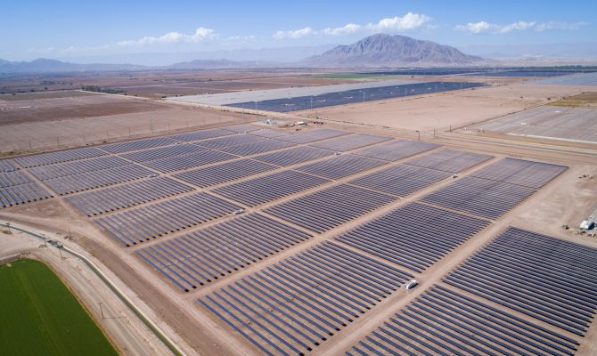 Wistaria Solar Civil and Trenching Project
