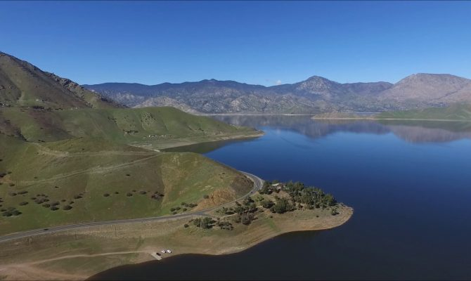 Sukut and Its Joint Venture Partners are Awarded the Lake Isabella Project in Kern County, California.
