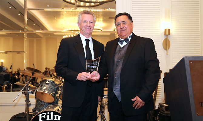 Sukut Construction and Myron Sukut Recognized by the SCCA