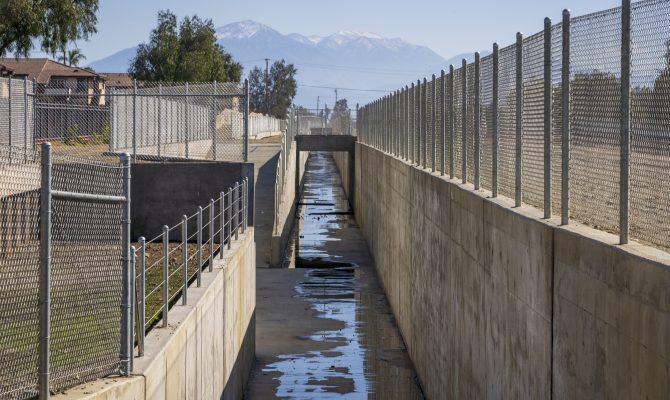 West Fontana Channel Project