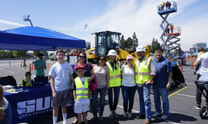 Sukut Joins Fight Against Cancer at The Construction vs. Cancer Event