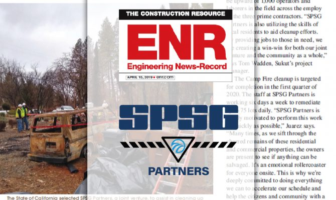 ENR Highlights SPSG Partnership's Efforts to Restore Paradise