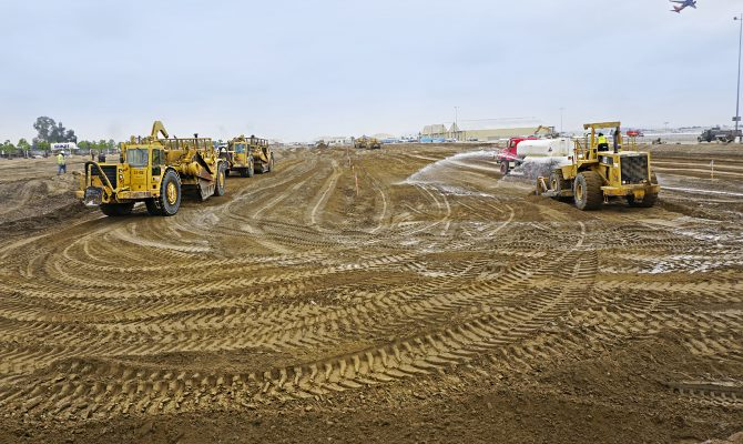 FedEx Ontario Airport Expansion Project