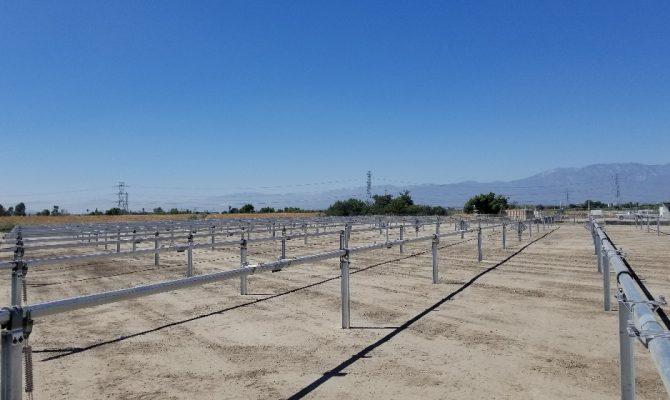 CIW Solar Civil Project