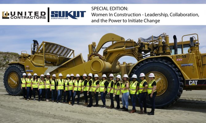 United Contractors Magazine Features Sukut Construction