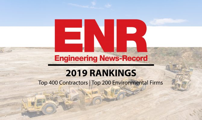 Sukut Has Improved Their Ranking in the ENR's 2019 Top Lists