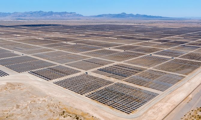 Blythe 3 Solar Civil and Pile Driving Project