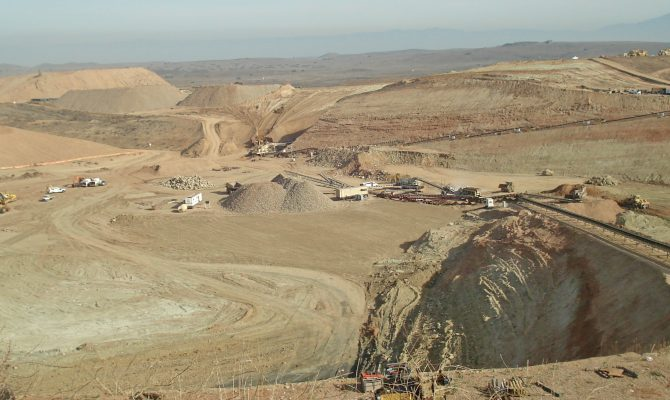 El Sobrante Landfill Phase 12 Liner and LCRS and Phase C2 Partial Final Closure Project