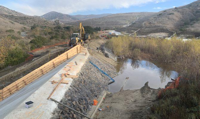 FRB Landfill Wetlands Basin Repair Project