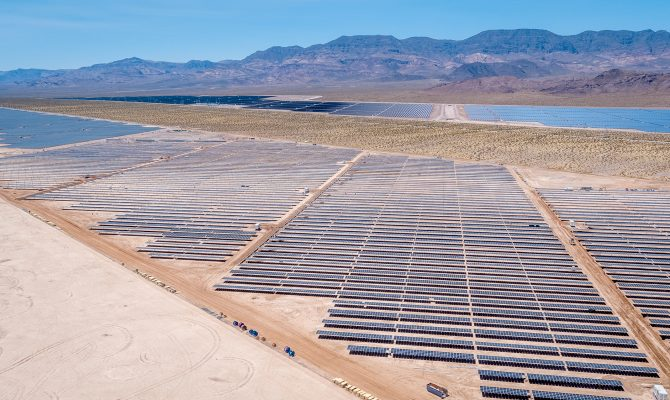 Techren 3, 4, 5 Solar Civil and Mechanical Project