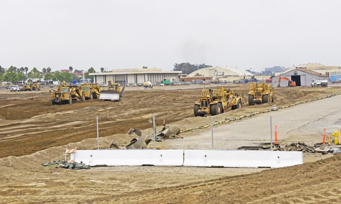 FedEx Ontario Airport Taxiway A Project