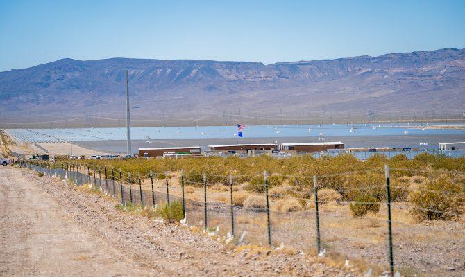 Copper Mountain 5 Solar Civil Project