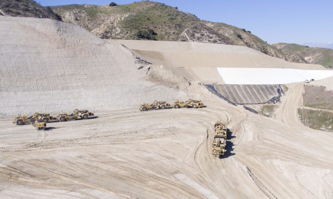 Keller Canyon Landfill Phase 3C Liner System Project