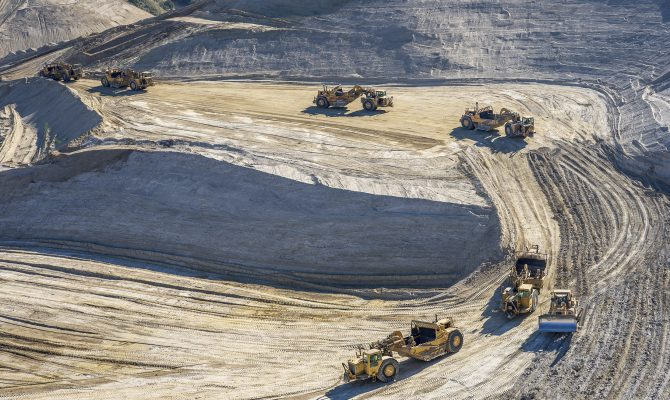 Riverside County Landfills Daily Cover Excavation and On-Call Improvements Project