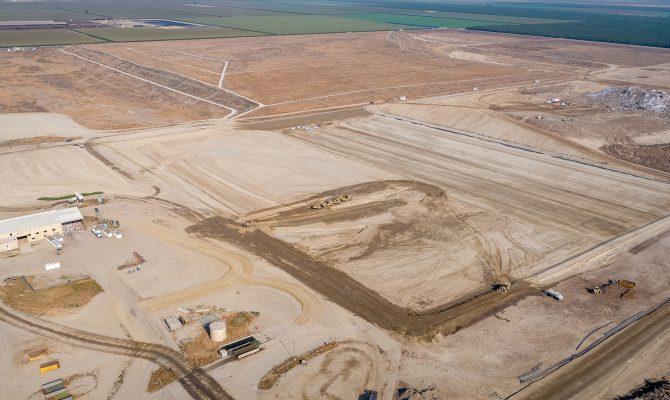 Visalia Landfill Phase 4 Expansion Project