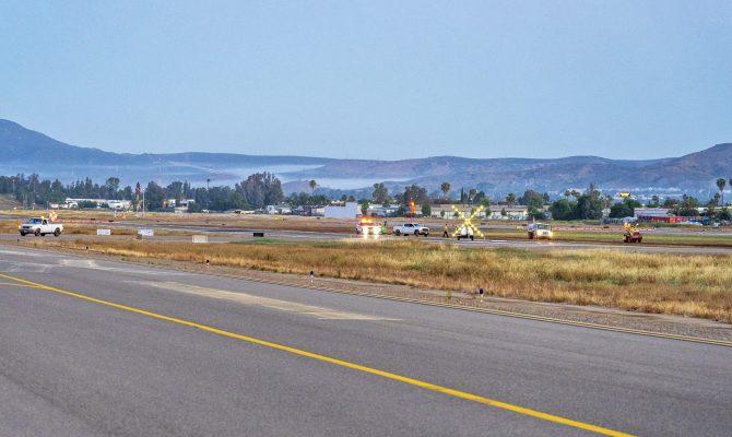 Cajon Air Center – Aircraft Transient Apron Project