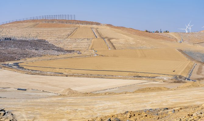 Altamont Landfill – FA 2 Phase 3 Cell Construction & Stormwater Improvements