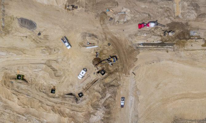 RMV Rienda Storm Drain Project