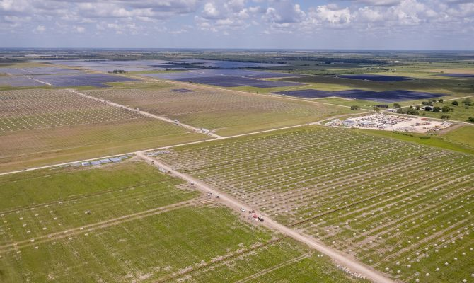 Aktina Solar Project