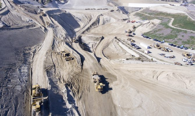 Badlands Landfill C2P5 and C3P2 Liner Expansion Project