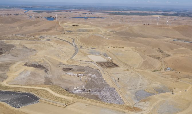 Altamont Landfill FA2 Phase 4 Project