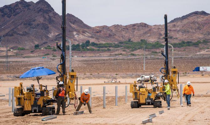 Montague Solar Civil and Mechanical Project