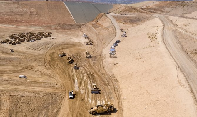 Peter Pitchess Detention Center Class III Landfill Closure Project