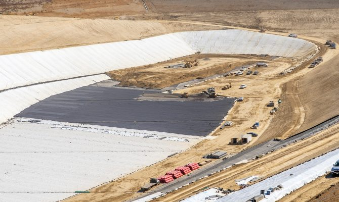 Prima Deshecha Landfill Zone 1 Phase D2 Liner and Groundwater Project