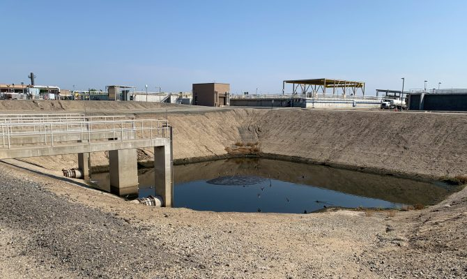 TVRWRF Stormwater Assessment and Improvement Project